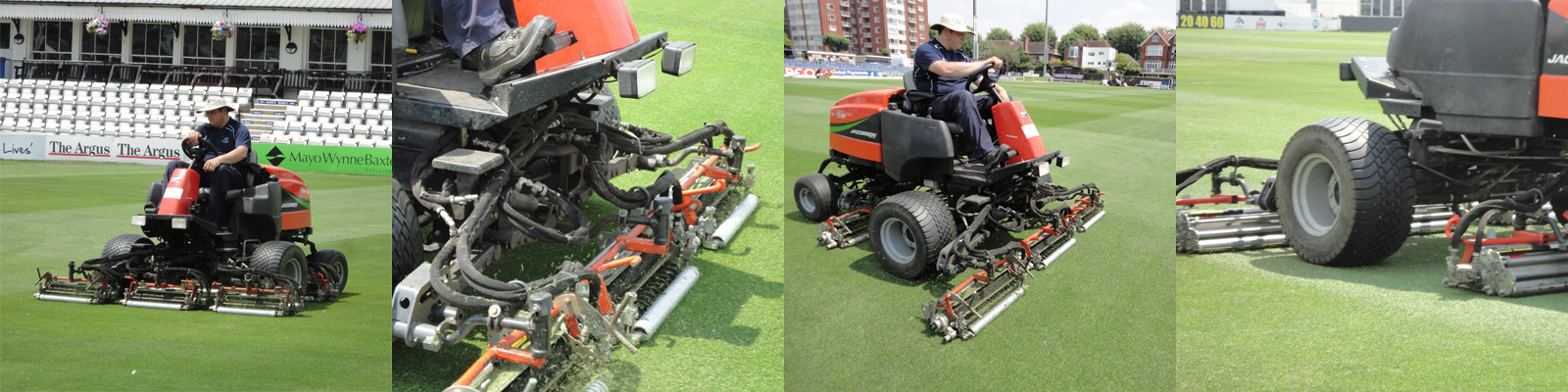 ATT TMSystem – Advanced Systems for Professional Turf Maintenance