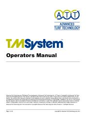 TMSystemManual