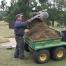 Organic matter removal